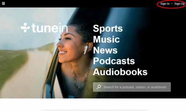 TuneIn Radio - LinnDocs